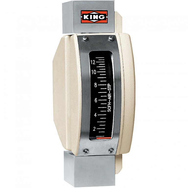King Instruments 7100 Series Rotameter