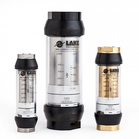 Lake B Series Variable Area Flow Meter for Liquids