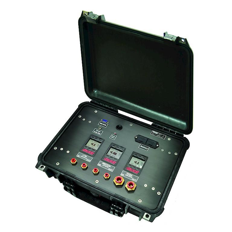Alicat PCU Series Portable Calibration Mass Flow Meter