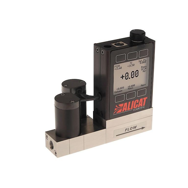 Alicat MCD Bidirectional Series Mass Flow Controller
