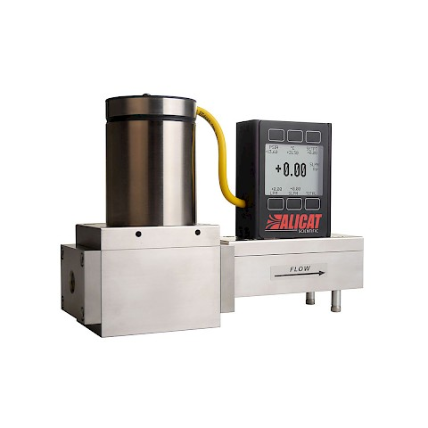 Alicat MCR Series Mass Flow Controller for Gases