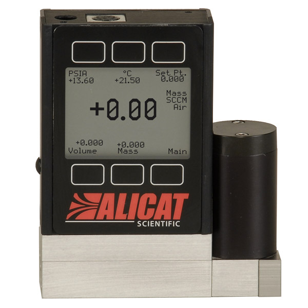 Alicat MC Series Mass Flow Controller
