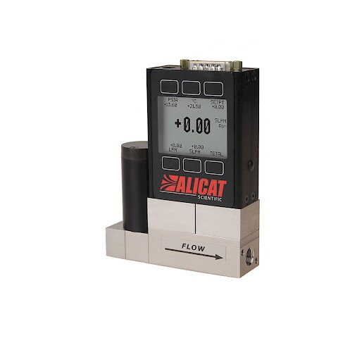 Alicat MCS and MCRS Anti Corrosive Series Mass Flow Controller for Aggressive gas applications