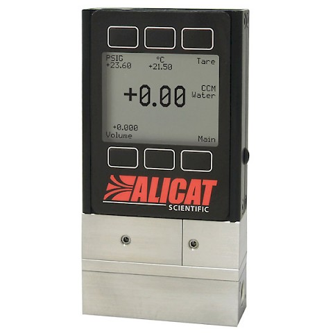 Alicat L Series Liquid Flow Meter