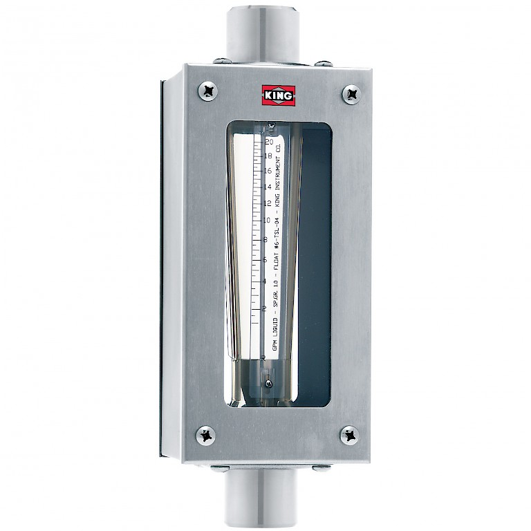 King Instruments 7310 Series Rotameter