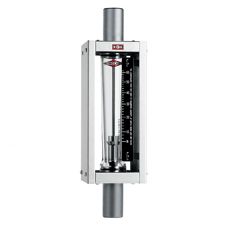 King Instruments 7470 Series Rotameter
