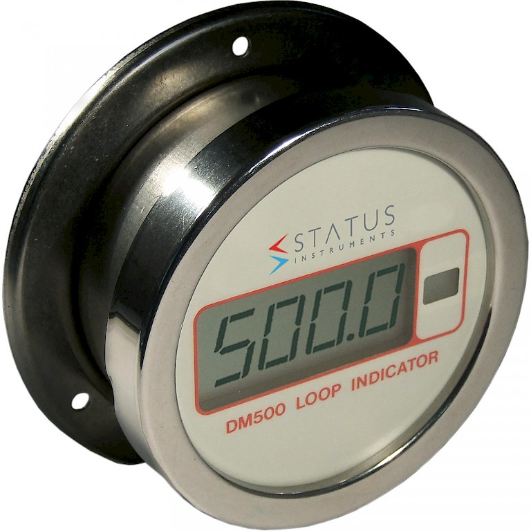 Status DM500 Loop Powered Indicator