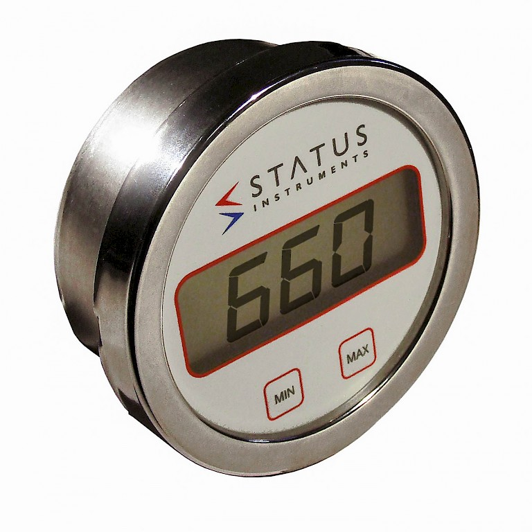 Status DM660 Series Battery Powered Thermometer