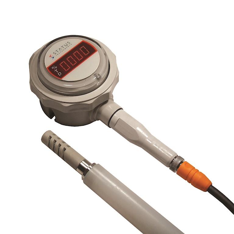 Status SEM161 Remote Mounted Humidity Transmitter