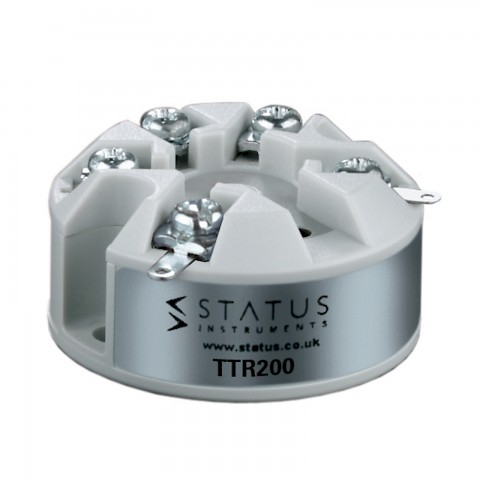Status TTC200 In Head Temperature Transmitter