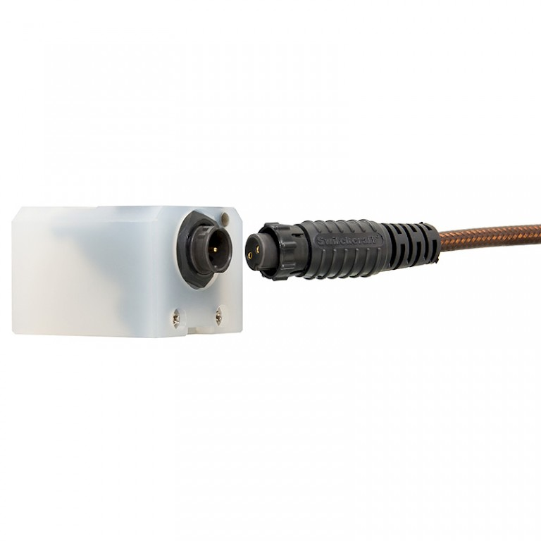 Sonic Pro Clamp On Ultra Sonic Transducer with removable connector