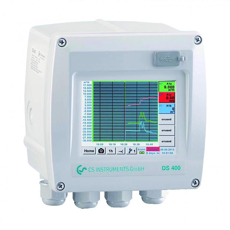 CS Instruments DS400 Chart Recorder