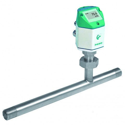 CS Instruments VA 420 Compressed Air Flow Meter
