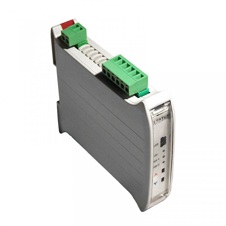 Status SEM1700 Signal Conditioner