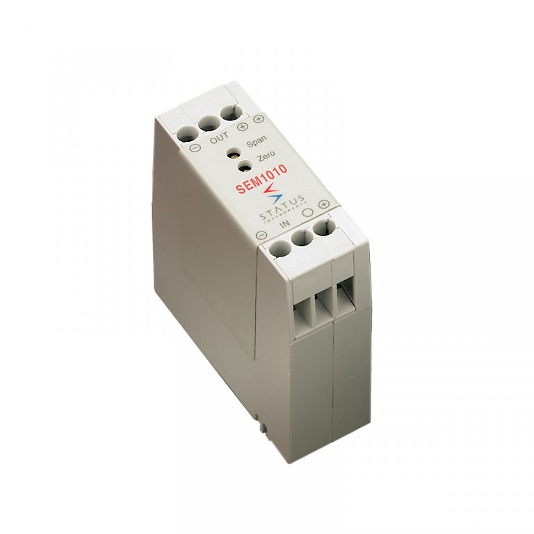 Status SEM1010 Power Isolator