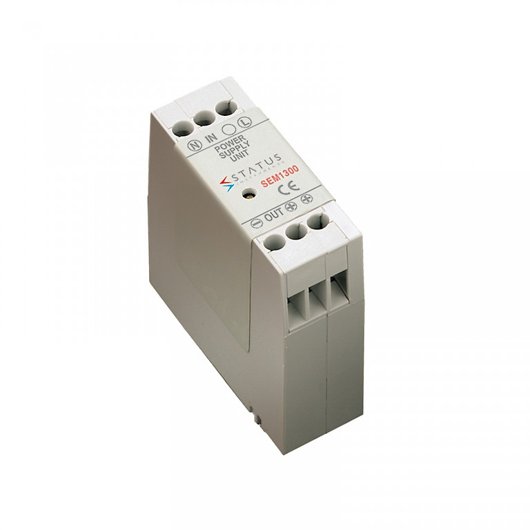 Status SEM1300 Power Supply