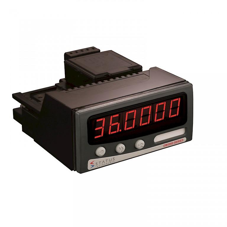 Status DM3600U Panel Meter
