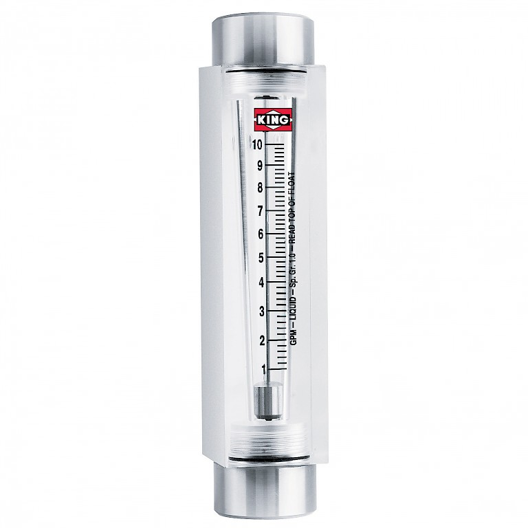 King Variable Area Flow Meters Bring Energy Savings and Quality Improvements