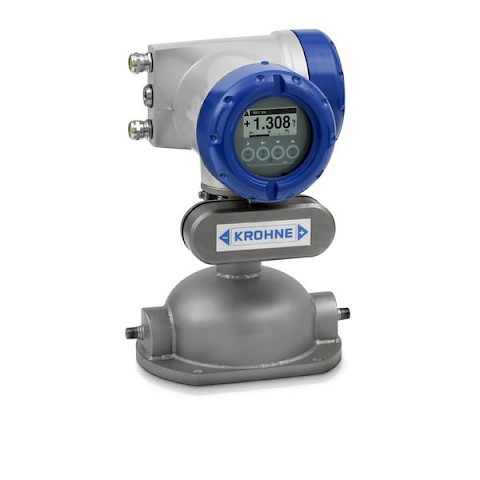 Krohne Mass Flow Meter Optimass 3000