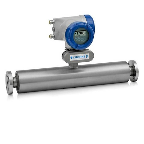 Krohne Mass Flow Meter Optimass 7000