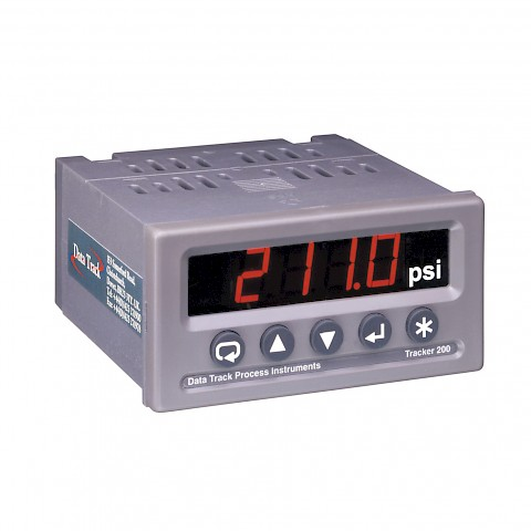 Data Track T211 Universal Input Panel Meter