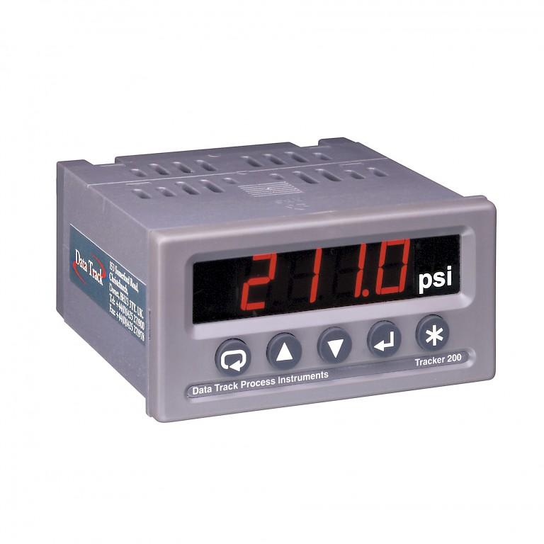 Data Track T211 Universal Input Panel Meter
