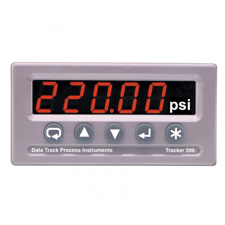 Data Track T212 Universal Input Panel Meter