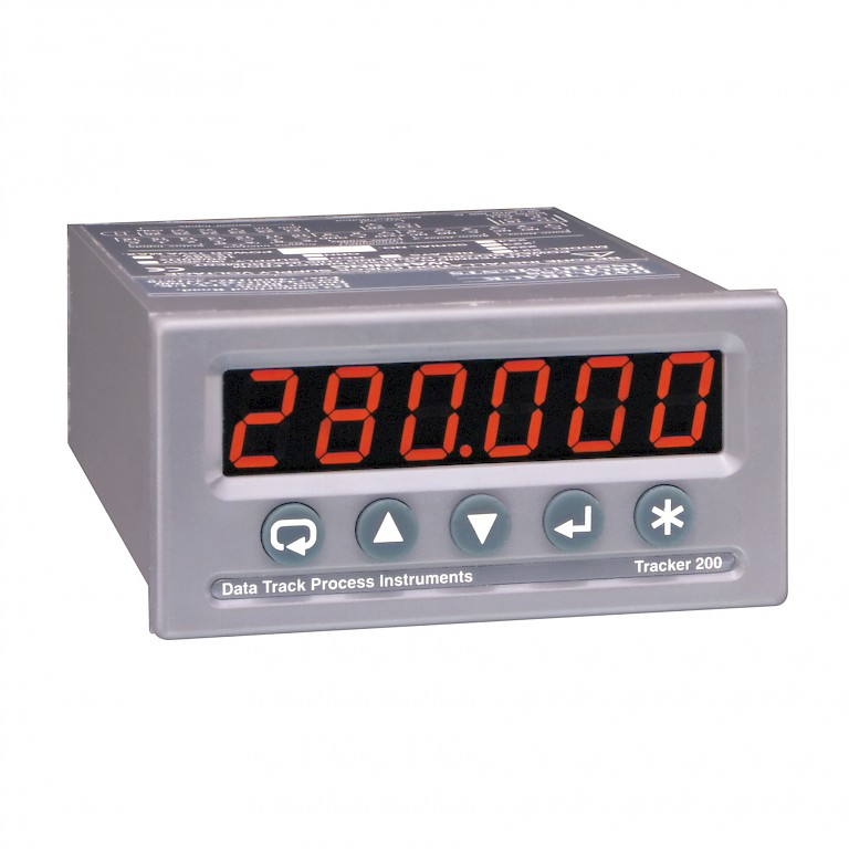 Data Track T280 Dual Input Panel Meter