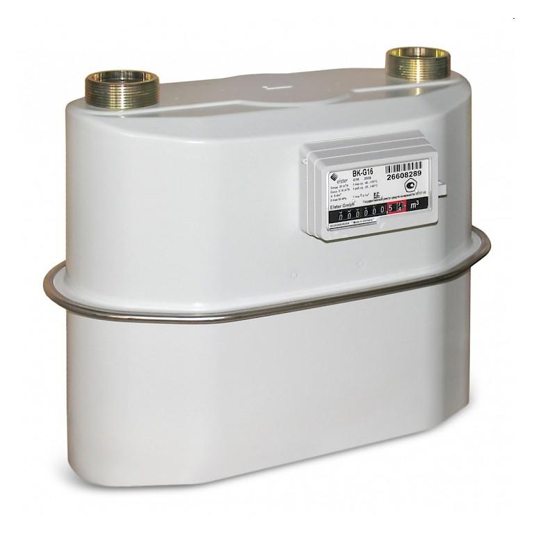 Elster BK-G1.6 Diaphragm Gas Meter