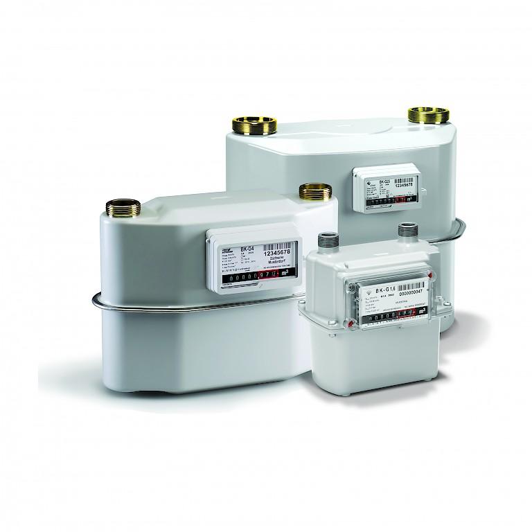 Elster BK-G1G Family Diaphragm Gas Meter