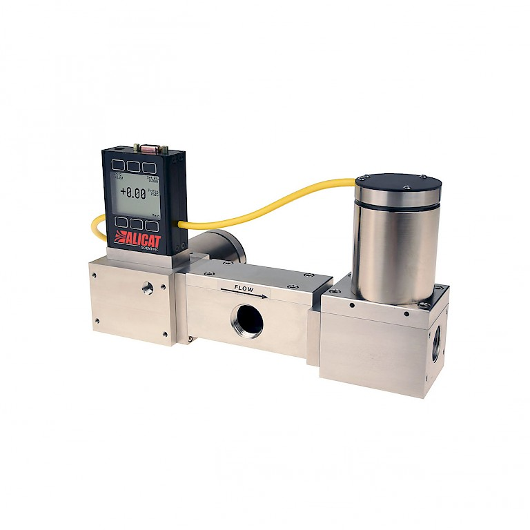 Alicat PCD3 PCRD3 Series Dual Valve Pressure Controller