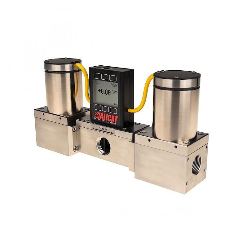 Alicat PCRD Series Dual Valve Pressure Controller