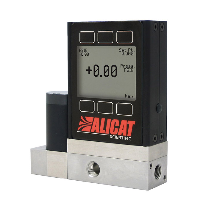 Alicat PC3 PCR3 Series Single Valve Pressure Controller