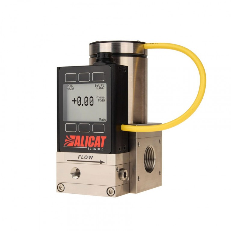 Alicat PC3 PCR3 - Single Valve Pressure Controllers