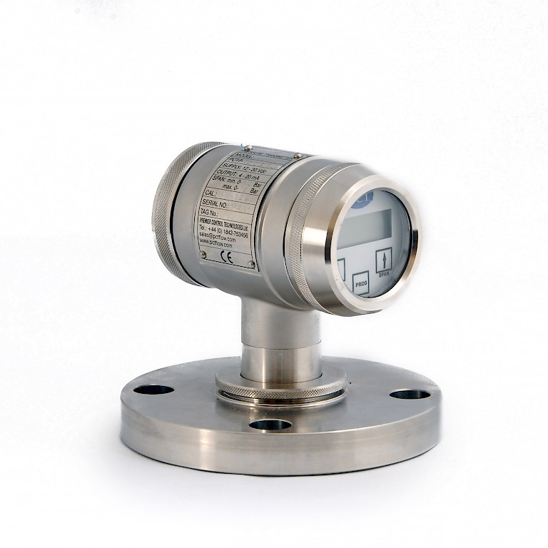 PCT Z2 Series Pressure Transmitter with Flange Connection