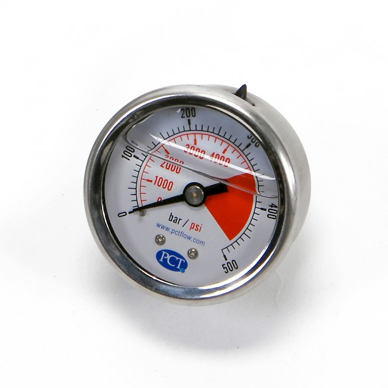 PCT Pressure Gauge 63mm Diameter