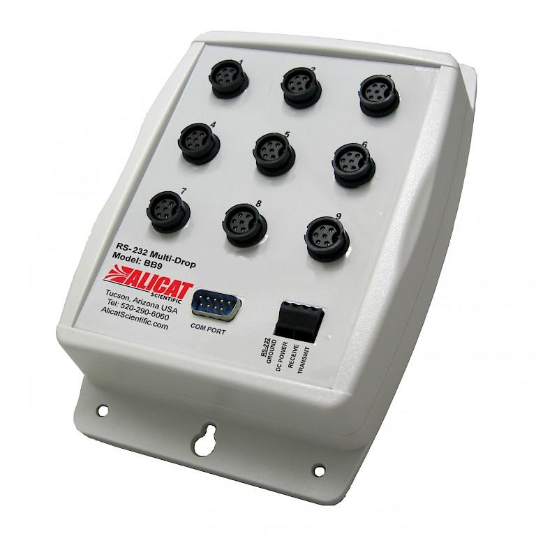 Alicat BB9-I accessory RS-232 Multi-Drop