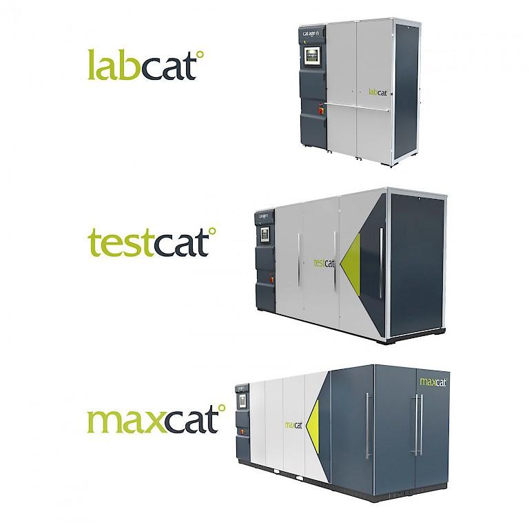 Catagen Labcat Testcat Maxcat