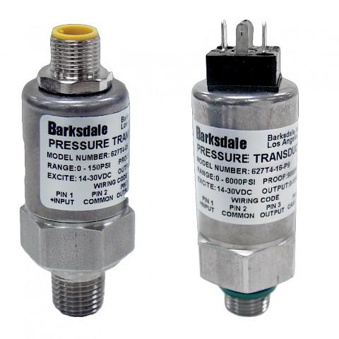 Barksdale Series 600 Pressure Transmitter