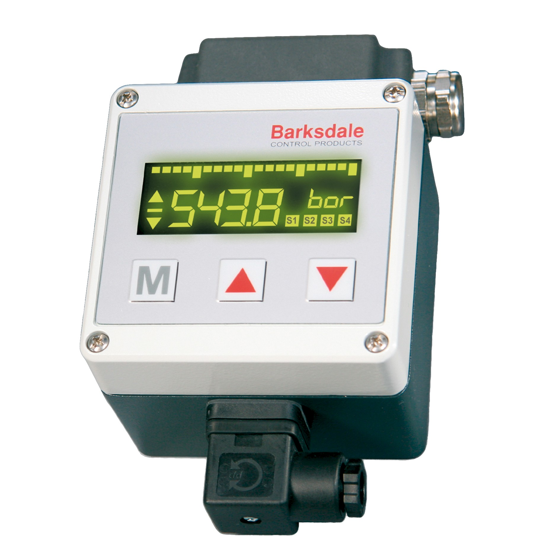 Barksdale UDS3 Electronic Pressure Switch - Pressure Switches | PCT