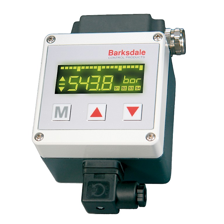 Barksdale Series UDS3 Electronic Pressure Switch