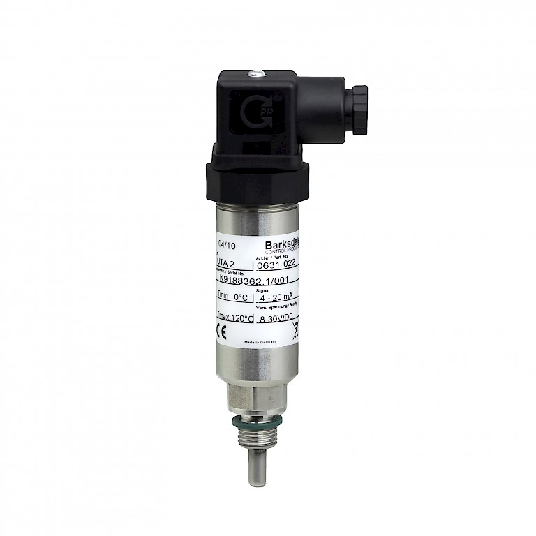Barksdake Series UTA 2 Temperature Transducer