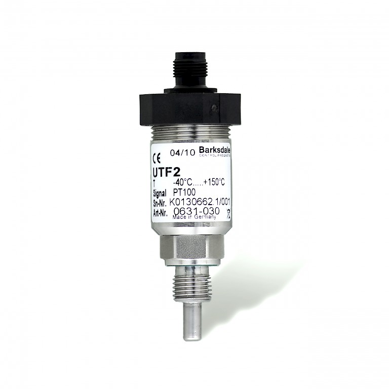 Barksdale Series UTF 2 Temperature Transducer