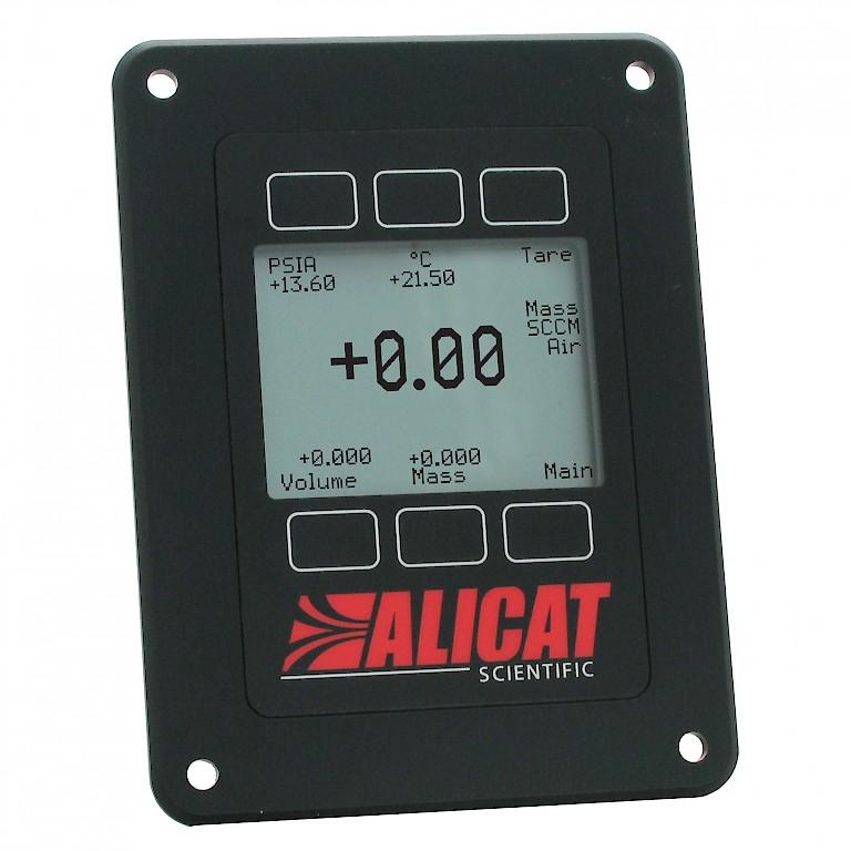 Alicat mono remote display